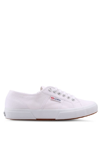 Superga white Cotu Classic Sneakers 7016CSHF2D9248GS_1