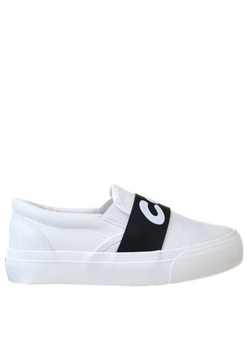 Twenty Eight Shoes white Hot & Cool slip-ons TW446SH44UETHK_1