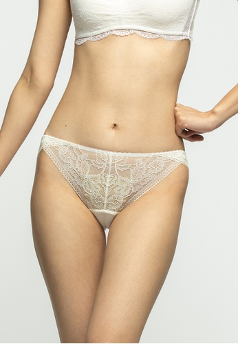 6IXTY8IGHT white RANDEL SOLID, Cheeky Panty PT10738 C0DAAUSF9210A0GS_1