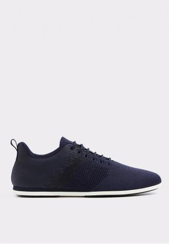 ALDO navy Dragasani Sneakers 577ADSHBB539F3GS_1