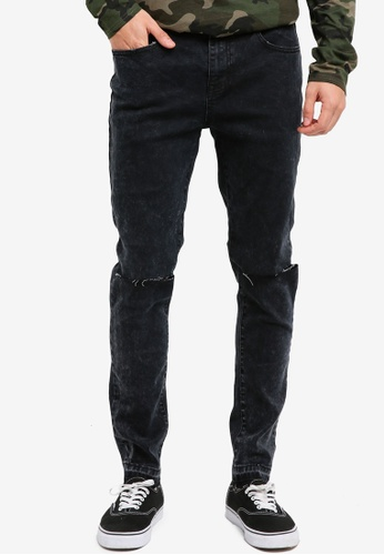 Factorie black The Spray On Jeans 00795AA3463966GS_1