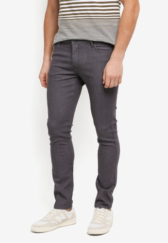 threads by the produce grey Slim Jeans 845C2AADF02909GS_1