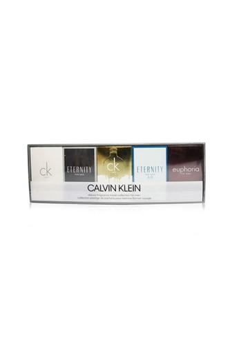 Calvin Klein CALVIN KLEIN - Miniature Coffret: CK One Edt 10ml + Eternity Edt 10ml +CK One Gold Edt 10ml+Eternity Air Edt 10ml+ Euphoria Men EDT 10ml 5x10ml/0.33oz DE5FDBEAC9B403GS_1