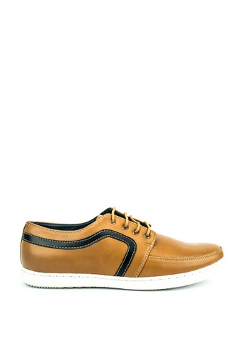 Cardam's Lifestyle brown Emman Sneakers 7A430SH973EA11GS_1