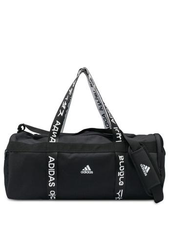 ADIDAS black 4athlts duffel bag medium 6FDE9AC1B98CE6GS_1