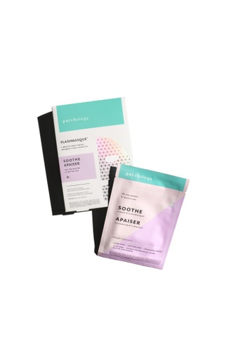 Patchology Patchology FlashMasque Soothe 4-Pack 3F6C7BED12DB15GS_1