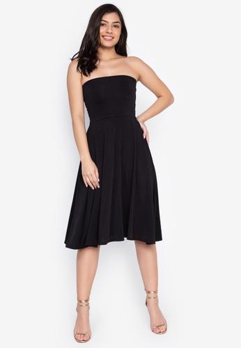 44a32f4b567 Shop R.A.F. by Plains   Prints Lich Tube Dress Online on ZALORA ...