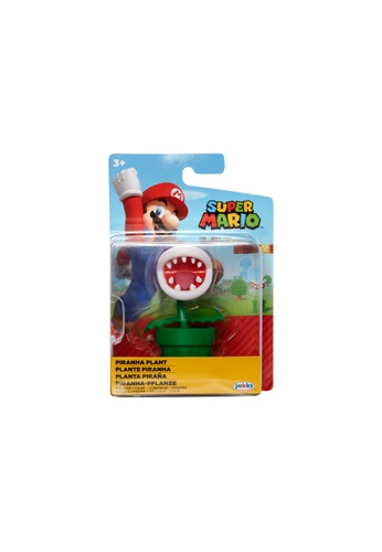 Kidmoro Nintendo Super Mario: W24 PIRANHA PLANT 2.5-inch Figure with Simple Articulation 24987ES2671C29GS_1
