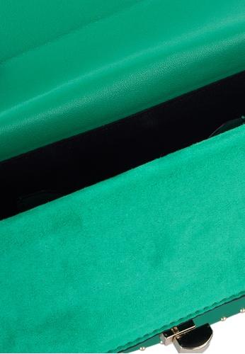 6c73c11e950a Shop TOPSHOP Shelby Stud Bukl Crossbody Bag Online on ZALORA Philippines
