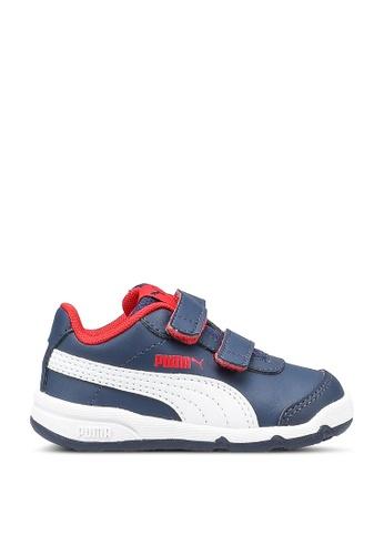 PUMA 海軍藍色 Sportstyle Core Stepfleex Sneakers D6EDDKS04AA7EEGS_1