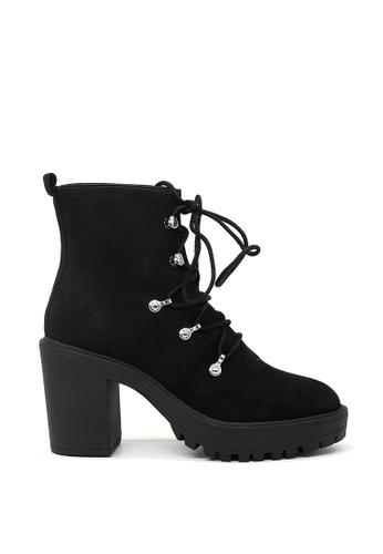 London Rag black Abbie Ankle Boots C35DDSH3B4538DGS_1