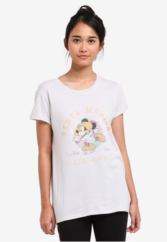Cotton On grey TBar Fox Graphic T-Shirt F7B8DAA37ECD7CGS_1