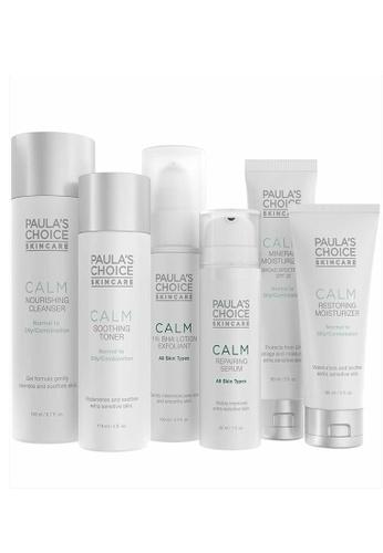 Paula's Choice Calm Sensitive (Normal to Oily) Advanced Kit 7B203BE542B199GS_1