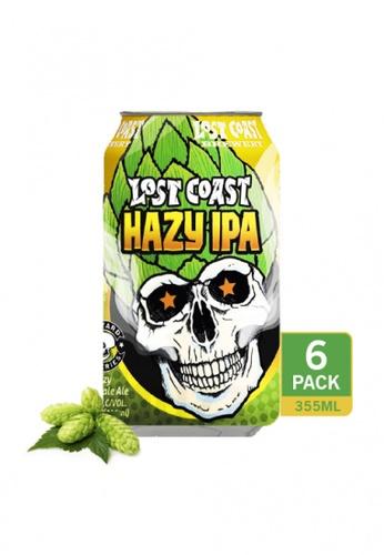 Thirsty Lost Coast Hazy IPA, 355ml x 6 Cans 60CE4ES932DECCGS_1