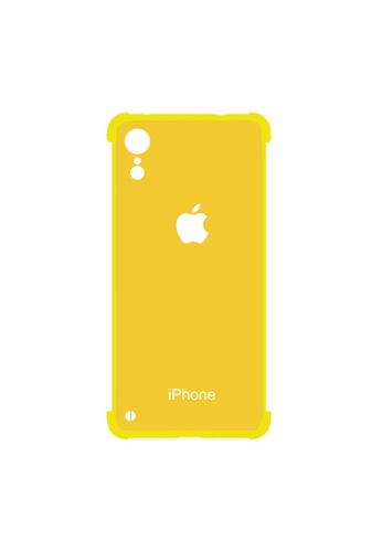 MobileHub yellow iPhone XR XUNDD Martin Slim Matte Case 86841ACC63D13CGS_1