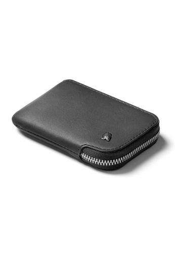 Bellroy grey Bellroy Card Pocket - Charcoal Cobalt 7FAB0AC9E06AF9GS_1