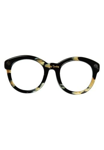 DIAMOND 眼鏡小吊飾, 飾品配件,esprit童裝門市 女裝飾品
