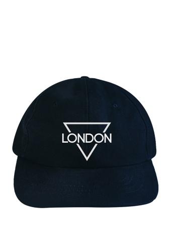 HYPE MNL blue London Baseball Cap C0568ACBDDCCB2GS_1