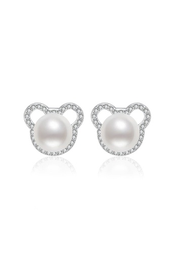 Pearly Lustre silver Pearly Lustre Wonderland Freshwater Pearl Earrings WE00075 C07ACAC157288EGS_1