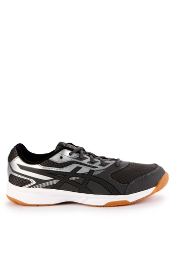 Asics multi and grey Upcourt 2 E867BSHAE5D5B4GS_1