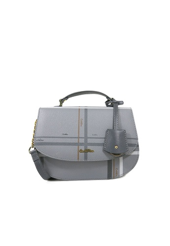 Carlo Rino grey Carlo Rino 0303881-005-28 Shoulder bag (Grey) B5584ACB8B576DGS_1