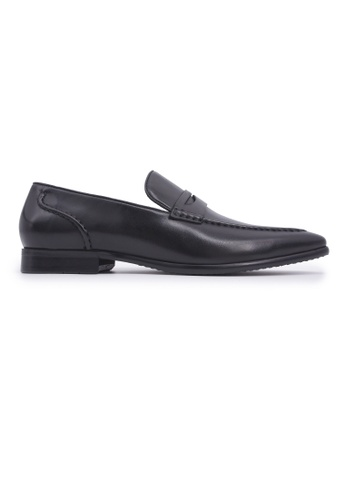 Rad Russel black Rad Russel Penny Loafer - Black A21D9SH7D23549GS_1