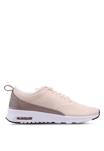 huge discount 6536f 9999a Nike brown Women s Nike Air Max Thea Shoes AC9EDSH4E881D1GS 1