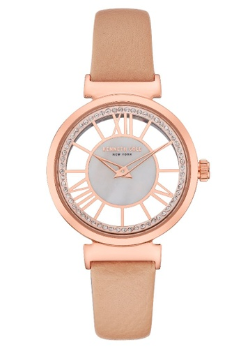 Kenneth Cole gold Kenneth Cole Women's watch KC50189003 62787AC3BCACC4GS_1
