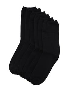 ea5521d3f0 GAP black Basic Ankle 3-Pack Socks 347C9AAD04FCEDGS_1