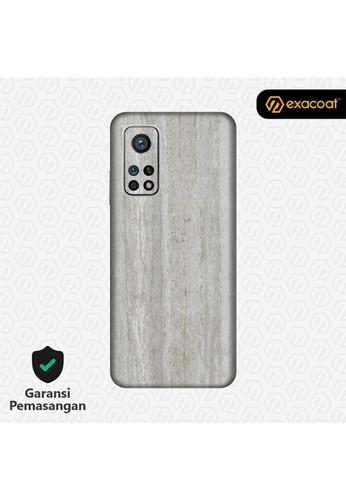 Exacoat Xiaomi Mi 10T / Mi 10T Pro Skins Stone Series - Concrete 22B5CES9C55582GS_1