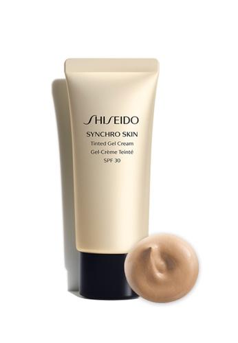 Shiseido Shiseido Makeup Synchro Skin Tinted Gel Cream, Medium Dark 35D8BBEAE4FE70GS_1