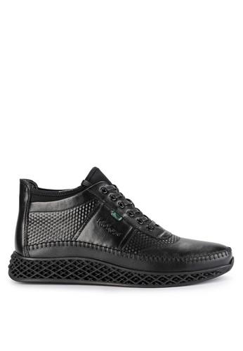 Kickers black Man Shoes 3112B 79FE5SH9033981GS_1