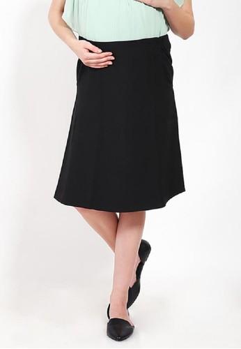 Chantilly black Chantilly Half Bump Skirt Black 11014 CH841AA76UBZID_1