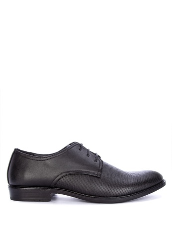 Italianos black Nathan Business and Dress Shoes 80C90SHF0A7B20GS_1