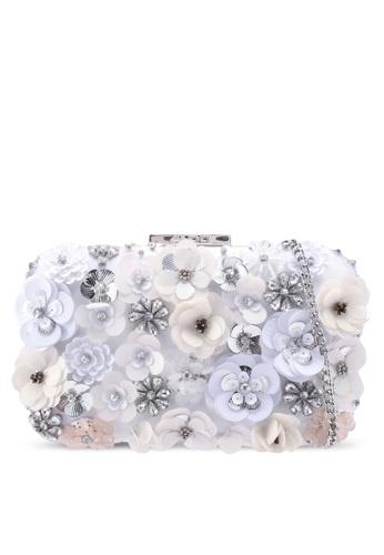 Aldo White Daromara Clutch Bag 033d8ace396cb1gs 1