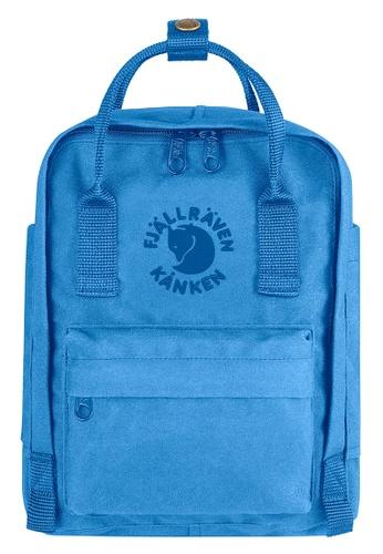 Fjallraven Kanken blue Un Blue Re Kanken Mini Backpack 0F8CDAC763B252GS_1
