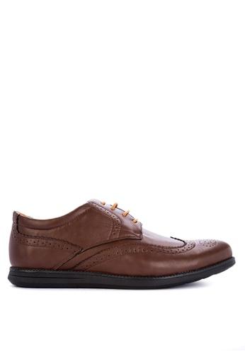 Preview brown Formal Shoes DBB87SH1F6AB1CGS_1