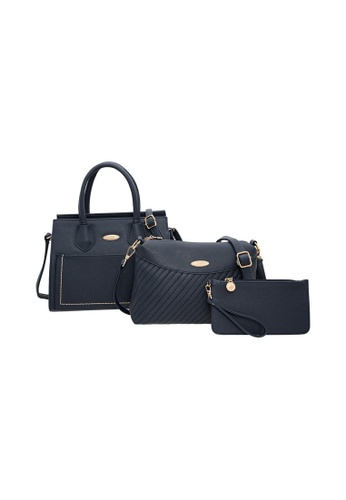 British Polo blue British Polo Jennings Handbag, Sling Bag, Purse 3 in 1 Bundle Set DCE4FAC007BC31GS_1