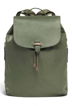 1cc3fdcfb8e Lipault green Lipault Plume Avenue Backpack M 914B5AC553A036GS 1