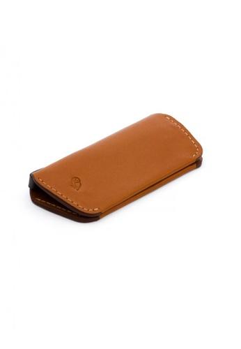 Bellroy brown Bellroy Key Cover Plus - Caramel. FABD5AC7F5887FGS_1