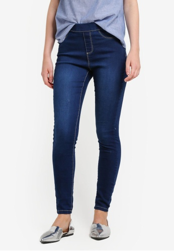 Dorothy Perkins blue Indigo Authentic Eden Jeggings DO816AA0RA78MY_1