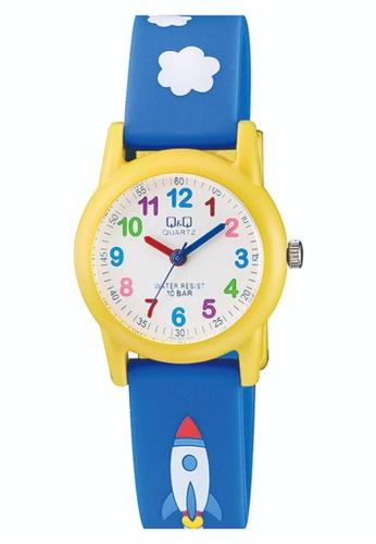 Q&Q blue Q&Q WATCH BY CITIZEN For Kid Watch VR99J003Y 850B5KC6AD1B89GS_1