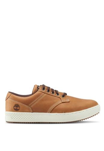 Timberland brown Cityroam Oxford Sneakers B72A6SH7479C8FGS_1