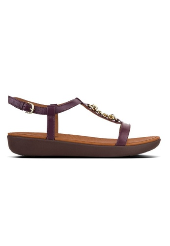 FitFlop purple Fitflop Lana Chain (Deep Plum) ACD43SHCC05E83GS_1