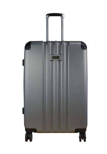 Calvin Klein silver Calvin Klein Cascade - 29 inch Hard Case Luggage CE999AC81671FEGS_1