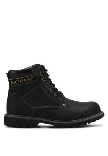 Rocklander black Lace Up Boots RO978SH0SMMGMY_1