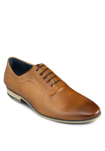 Giorgio 繫帶商務皮esprit 會員鞋, 鞋, 皮鞋