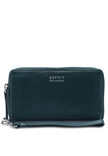 Home · Arfu Story Wallet Eagle; Page - 4. Long Leather Wallet Green ESPRIT