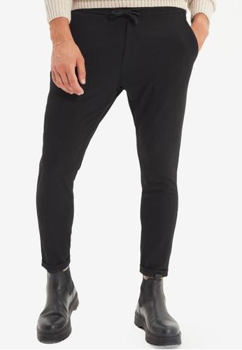 Trendyol black Black Long Pants 436C2AA8BE5139GS_1