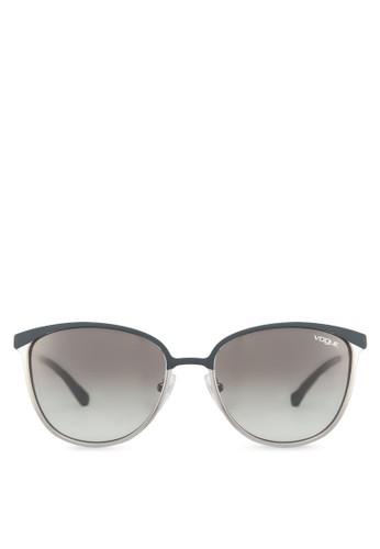 拼色飛行員太陽眼鏡, 飾品配件, Ligesprit香港分店ht & Shine